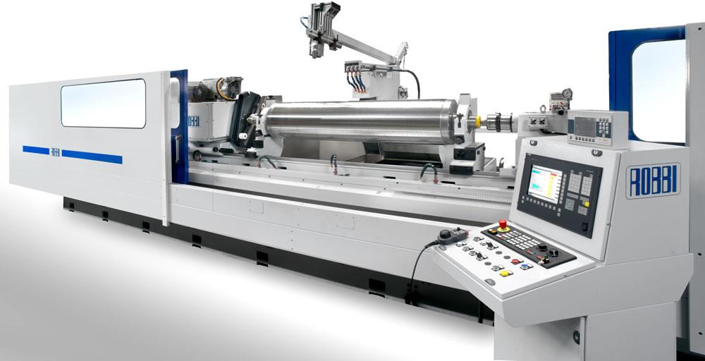 Omicron CNC 8080 Rettificatrici Robbi Group