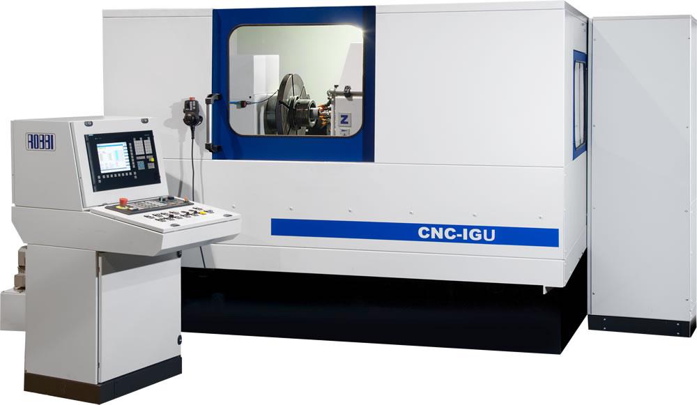 Omicron Igu 400 Cnc Rettificatrici Interni Robbi Group