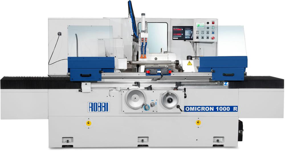 Omicron R 1000 Rettificatrici 02 Robbi Group