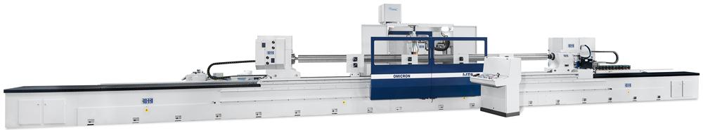 Omicron MT6 4000 Rettificatrice Semiautomatica Robbi Group
